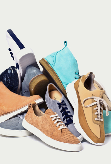 Collection SS18 | ekn footwear
