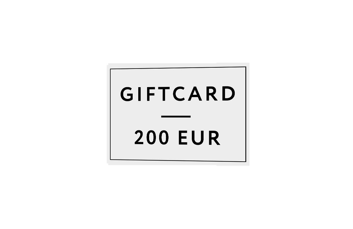 Gutschein / 200 €