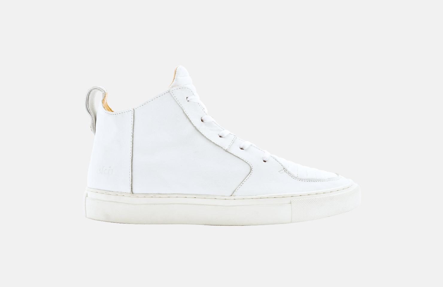Argan Mid / White