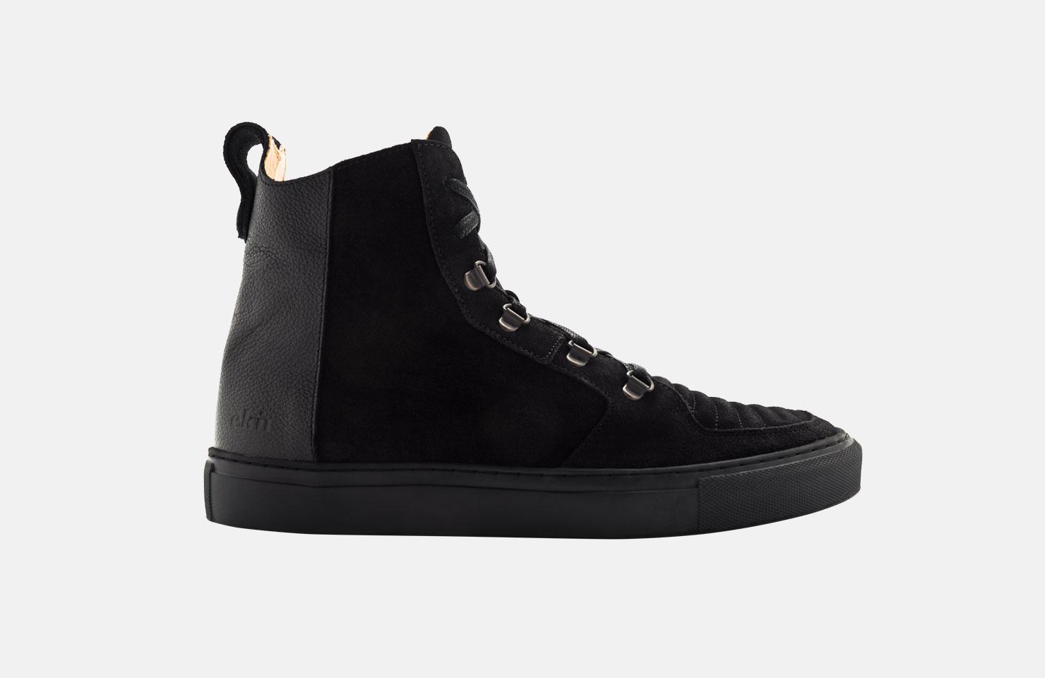 Argan High / All Black