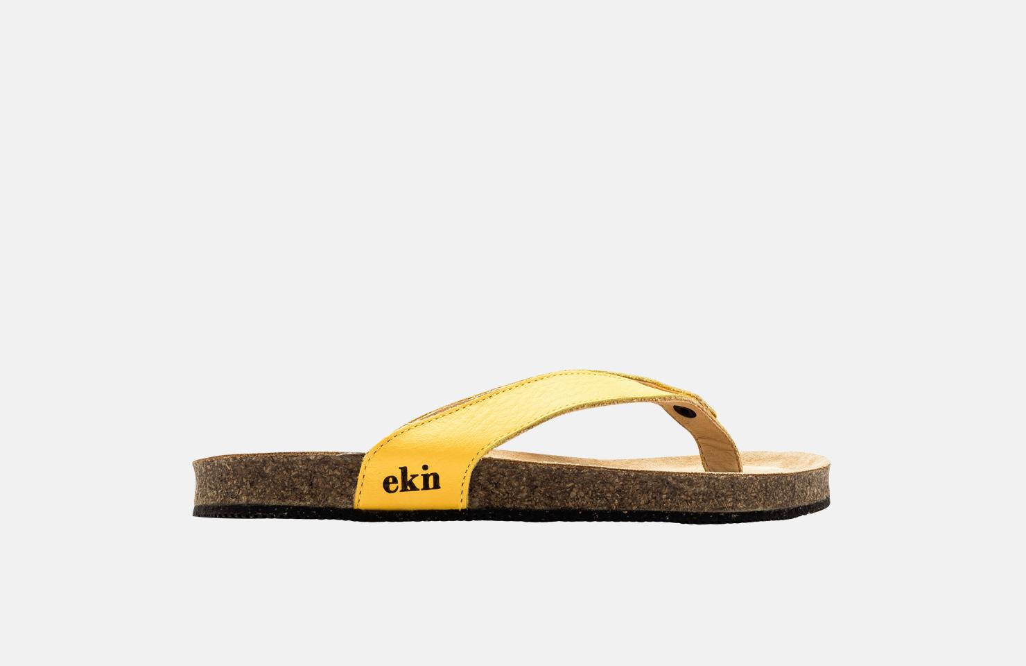 Sandal / Yellow