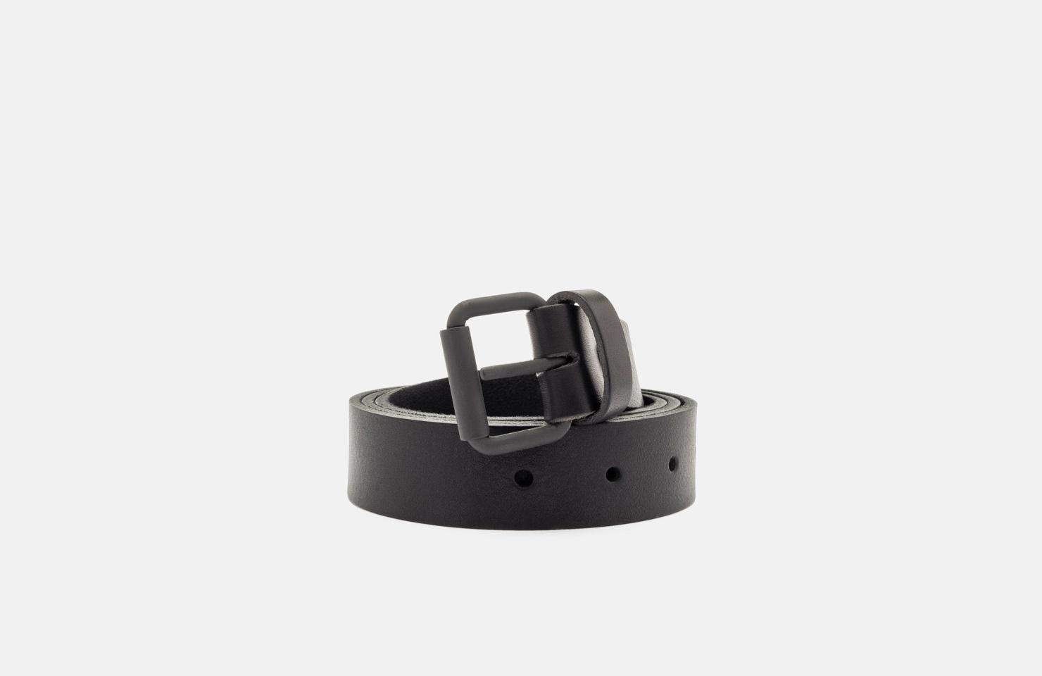 Belt / All Black 3cm