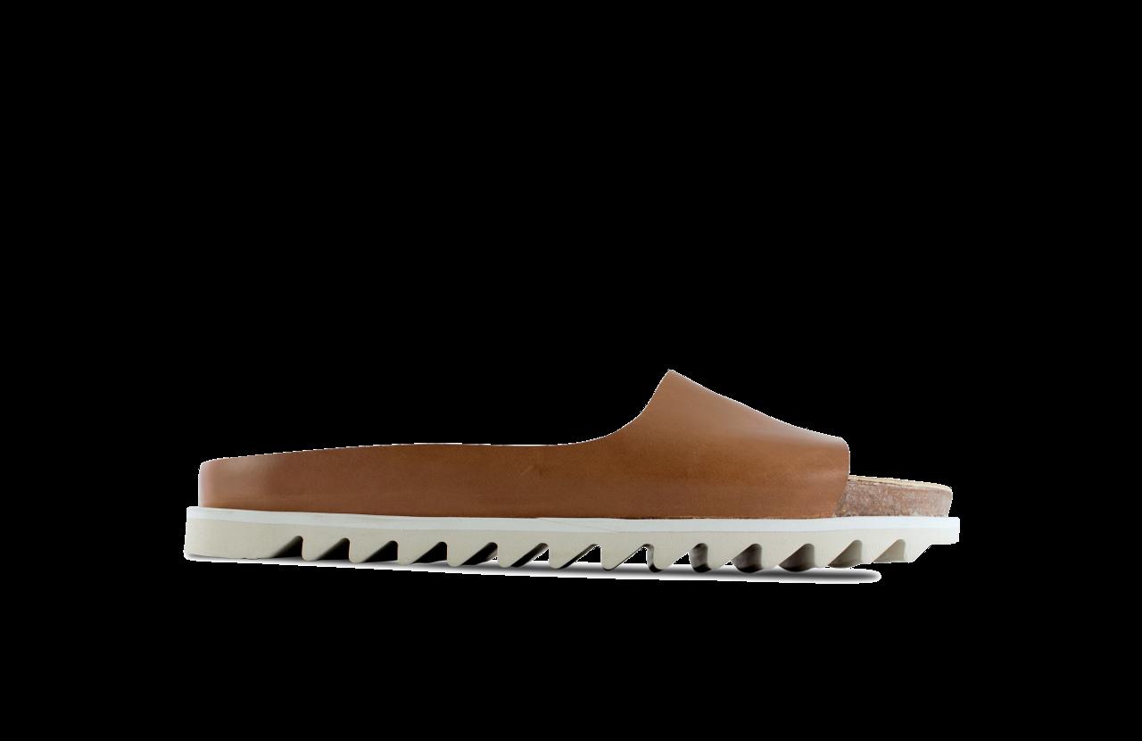 Palm Sandal / Cognac
